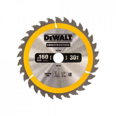 Купить аксессуары Диск пильный DeWALT DT1932 фирменный магазин Украина. Официальный сайт по продаже инструмента DeWALT