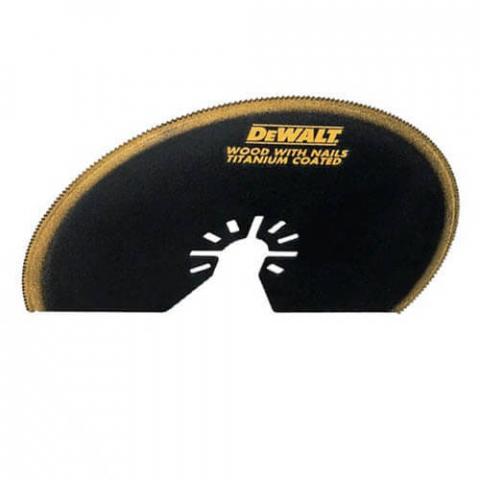 Купить аксессуары DeWALT Диск пильный сегментный Titanium Long Life для DWE315, DCS355 DeWALT DT20709 фирменный магазин Украина. Официальный сайт по продаже инструмента DeWALT