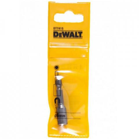 Купить аксессуары DeWALT Головка шестигранник магнитная DeWALT DT7415 фирменный магазин Украина. Официальный сайт по продаже инструмента DeWALT