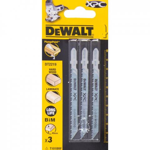 Купить аксессуары Полотно пильное DeWALT DT2219 фирменный магазин Украина. Официальный сайт по продаже инструмента DeWALT
