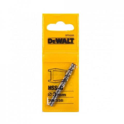 Купить аксессуары Сверло по металлу HSS-G DeWALT DT5205 фирменный магазин Украина. Официальный сайт по продаже инструмента DeWALT