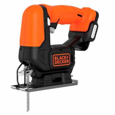 Купить инструмент Black Decker Пила лобзиковая аккумуляторная Li-Ion 12.0 В BLACK+DECKER BDCJS12N фирменный магазин Украина. Официальный сайт по продаже инструмента Black Decker