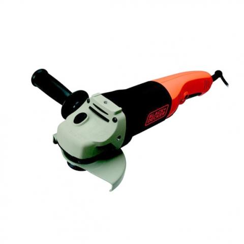 Купить инструмент Black Decker Болгарка сетевая угловая шлифмашина BLACK+DECKER KG1202K фирменный магазин Украина. Официальный сайт по продаже инструмента Black Decker