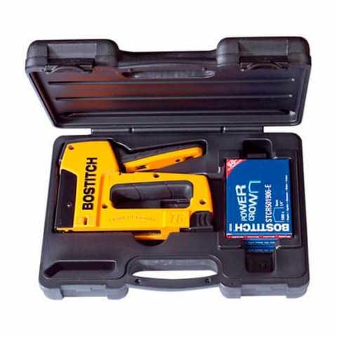 Купить инструмент BOSTITCH Степлер BOSTITCH PC8000_T6-KIT фирменный магазин Украина. Официальный сайт по продаже инструмента BOSTITCH