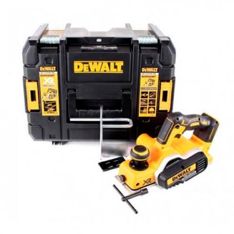 Купить Рубанок аккумуляторный бесщёточный DeWALT DCP580NT. Инструмент DeWALT Украина, официальный фирменный магазин