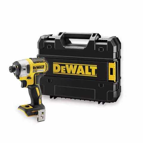 Купить Аккумуляторный ударный шуруповерт DeWALT DCF887NT. Инструмент DeWALT Украина, официальный фирменный магазин