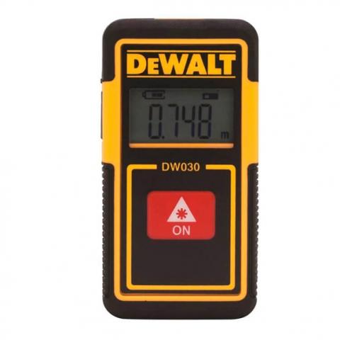 Купить Дальномер лазерный DeWALT DW030PL. Инструмент DeWALT Украина, официальный фирменный магазин