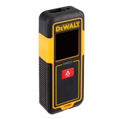 Купить Дальномер лазерный DeWALT DW033. Инструмент DeWALT Украина, официальный фирменный магазин