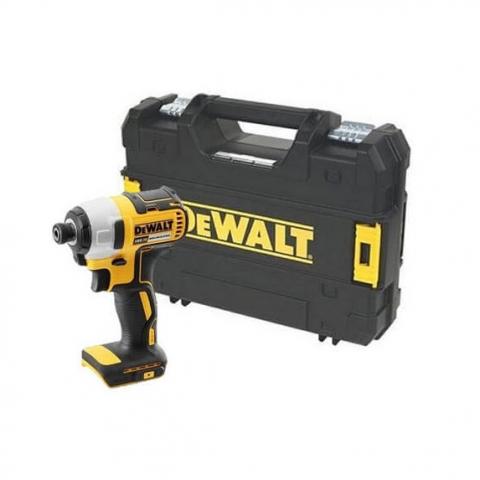 Купить Шуруповерт аккумуляторный ударный бесщеточный DeWALT DCF888NT. Инструмент DeWALT Украина, официальный фирменный магазин