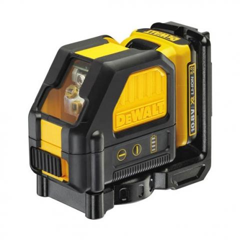 Купить инструмент DeWALT Лазер самовыравнивающийся 2-х плоскостной DeWALT DCE088D1R фирменный магазин Украина. Официальный сайт по продаже инструмента DeWALT