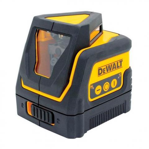 Купить инструмент DeWALT Лазер самовыравнивающийся 2-х плоскостной DeWALT DW0811 фирменный магазин Украина. Официальный сайт по продаже инструмента DeWALT