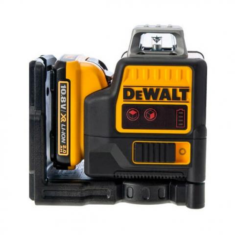 Купить инструмент DeWALT Лазер самовыравнивающийся 2-х плоскостной DeWALT DCE0811D1R фирменный магазин Украина. Официальный сайт по продаже инструмента DeWALT