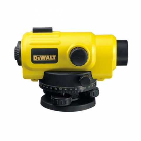 Купить инструмент DeWALT Нивелир 26-кратный DeWALT DW096PK фирменный магазин Украина. Официальный сайт по продаже инструмента DeWALT