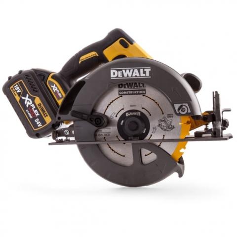 Купить инструмент DeWALT Пила дисковая аккумуляторная XR FLEXVOLT DeWALT DCS576NT фирменный магазин Украина. Официальный сайт по продаже инструмента DeWALT