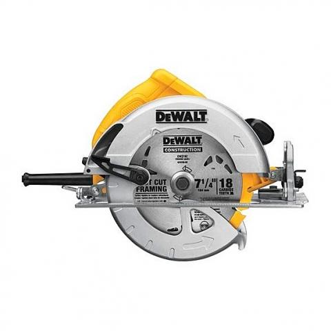 Купить Пила дисковая сетевая DeWALT DWE575K. Инструмент DeWALT Украина, официальный фирменный магазин