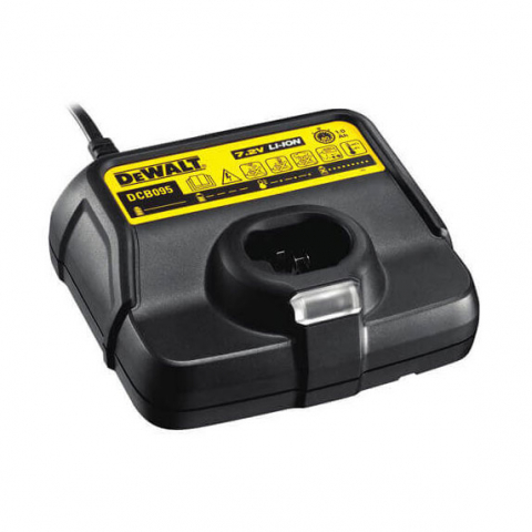 Купить инструмент DeWALT Зарядное устройство для литий-ионных аккумуляторов DeWALT DCB095 фирменный магазин Украина. Официальный сайт по продаже инструмента DeWALT