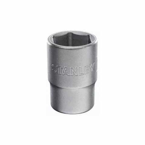 Купить Головка торцевая 1/2 х 9 мм, с шестигранным профилем, стандартная, метрическая. STANLEY 1-86-509. Инструмент DeWALT Украина, официальный фирменный магазин