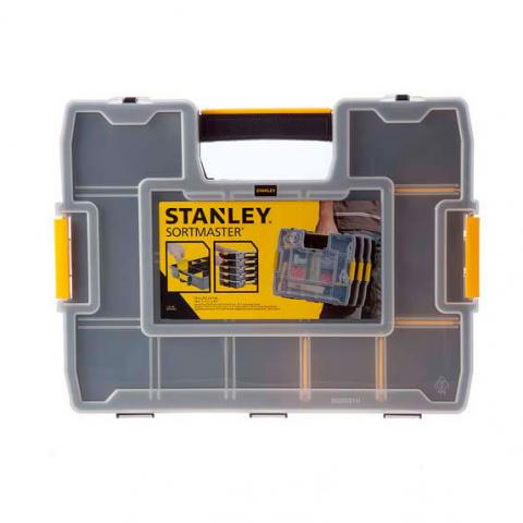Купить инструмент Stanley Органайзер STANLEY 1-97-483 фирменный магазин Украина. Официальный сайт по продаже инструмента Stanley