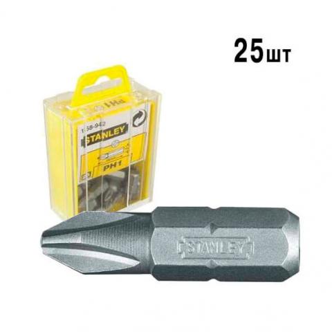 Купить инструмент Stanley Бита STANLEY 1-68-942 фирменный магазин Украина. Официальный сайт по продаже инструмента Stanley