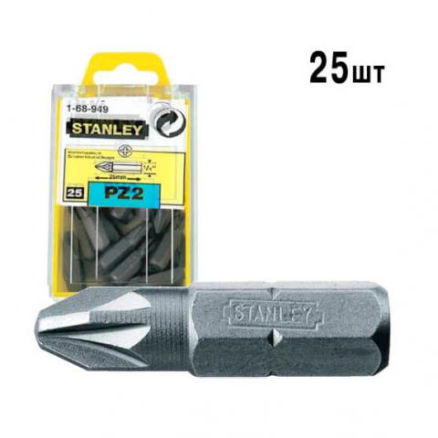 Купить инструмент Stanley Бита STANLEY 1-68-949 фирменный магазин Украина. Официальный сайт по продаже инструмента Stanley
