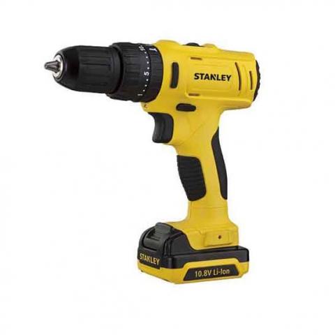 Купить инструмент Stanley Дрель-шуруповерт с ударом STANLEY SCH12S2 фирменный магазин Украина. Официальный сайт по продаже инструмента Stanley