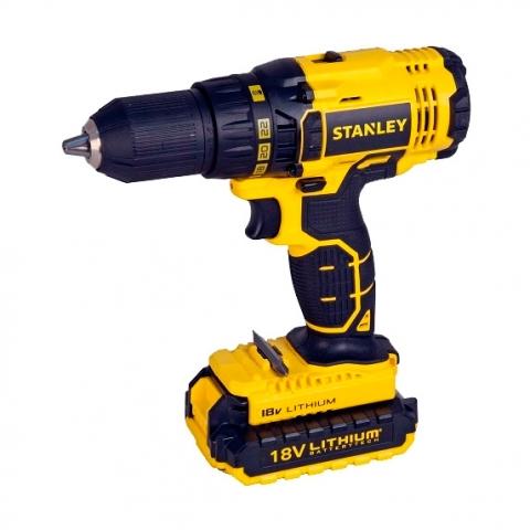 Купить инструмент Stanley Дрель-винтоверт STANLEY SCD20S2K фирменный магазин Украина. Официальный сайт по продаже инструмента Stanley