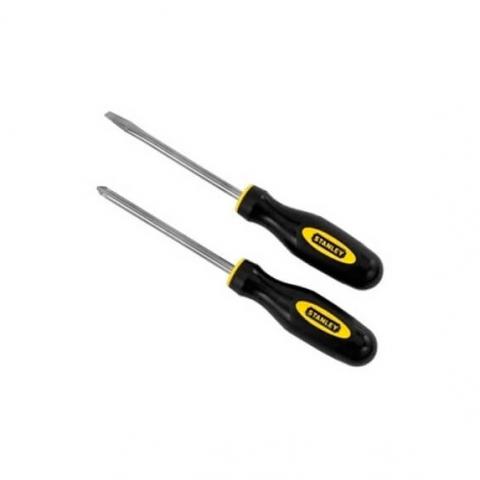 Купить инструмент Stanley Набор отверток STANLEY 0-60-020 фирменный магазин Украина. Официальный сайт по продаже инструмента Stanley
