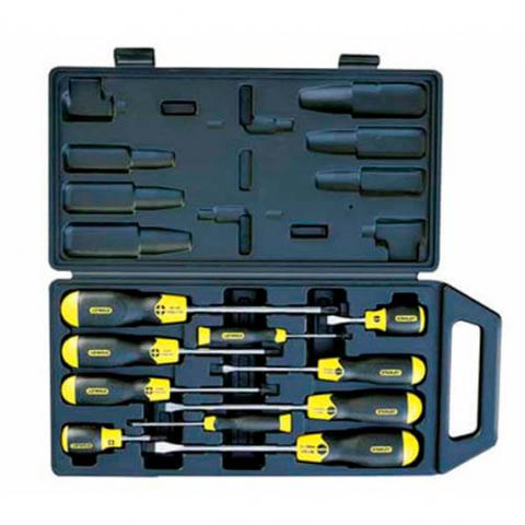 Купить инструмент Stanley Набор отверток STANLEY 2-65-005 фирменный магазин Украина. Официальный сайт по продаже инструмента Stanley