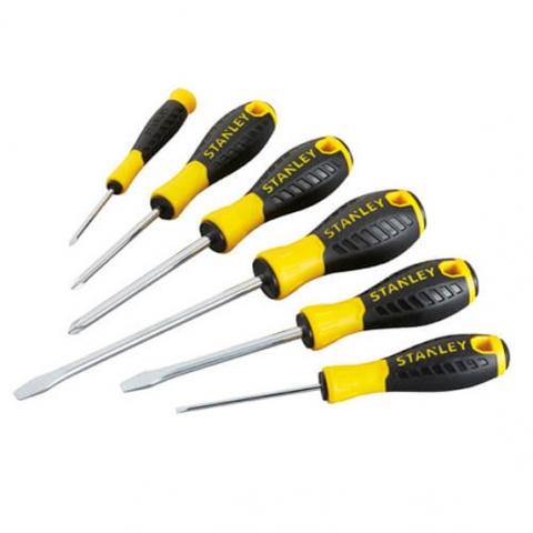 Купить инструмент Stanley Набор отверток STANLEY STHT0-60208 фирменный магазин Украина. Официальный сайт по продаже инструмента Stanley