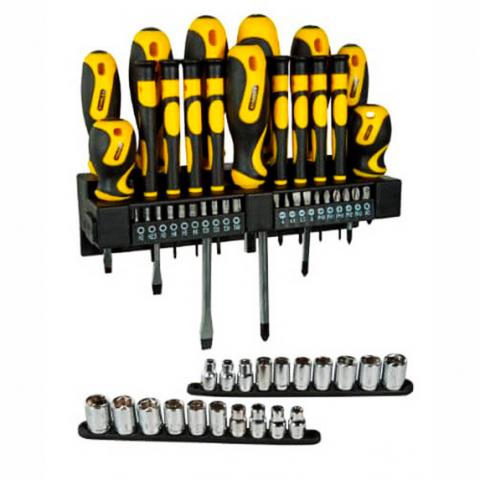 Купить инструмент Stanley Набор отверток STANLEY STHT0-62143 фирменный магазин Украина. Официальный сайт по продаже инструмента Stanley
