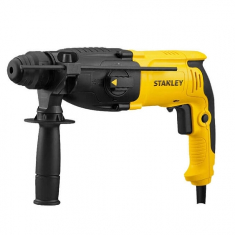 Купить инструмент Stanley Перфоратор SDS-Plus STANLEY SHR264K фирменный магазин Украина. Официальный сайт по продаже инструмента Stanley