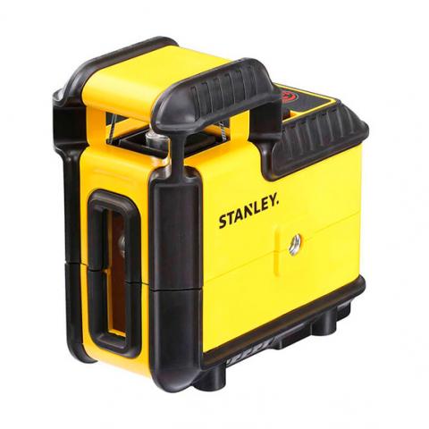Купить инструмент Stanley Построитель плоскостей лазерный Cross360 красный луч STANLEY STHT77504-1 фирменный магазин Украина. Официальный сайт по продаже инструмента Stanley