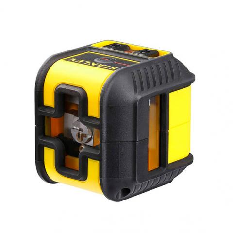 Купить Построитель плоскостей лазерный Cross90 красный луч STANLEY STHT77502-1. Инструмент DeWALT Украина, официальный фирменный магазин