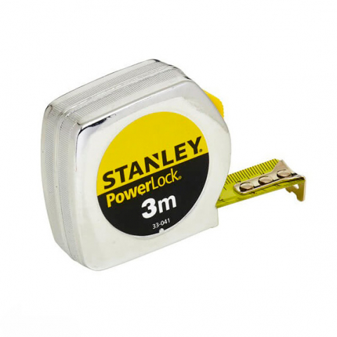 Купить инструмент Stanley Рулетка измерительная STANLEY 0-33-041 фирменный магазин Украина. Официальный сайт по продаже инструмента Stanley