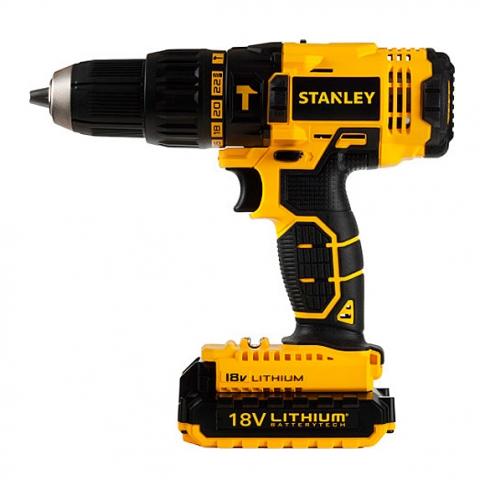 Купить инструмент Stanley Аккумуляторный ударный шуруповерт STANLEY SCH201D2K фирменный магазин Украина. Официальный сайт по продаже инструмента Stanley