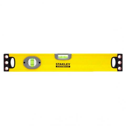 Купить инструмент Stanley Уровень FatMax® алюминиевый 400мм 2 капсулы STANLEY FMHT42552-1 фирменный магазин Украина. Официальный сайт по продаже инструмента Stanley
