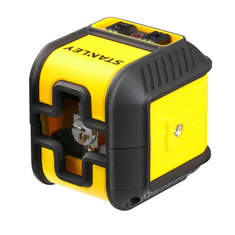 Купить Уровень лазерный CUBIX красный луч STANLEY STHT77498-1. Инструмент DeWALT Украина, официальный фирменный магазин