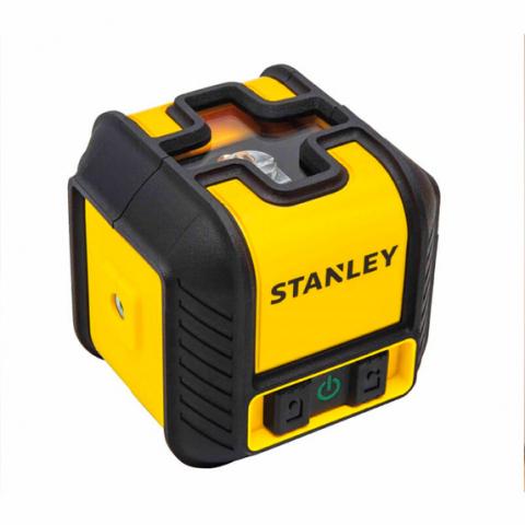 Купить Уровень лазерный CUBIX зеленый луч STANLEY STHT77499-1. Инструмент DeWALT Украина, официальный фирменный магазин