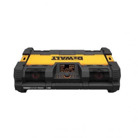 Купить инструмент DeWALT Зарядное устройство-радиоприемник AM/FM DeWALT DWST1-75659 фирменный магазин Украина. Официальный сайт по продаже инструмента DeWALT