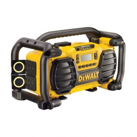 Купить инструмент DeWALT Зарядное устройство-радиоприемник AM/FM DeWALT DC013 фирменный магазин Украина. Официальный сайт по продаже инструмента DeWALT
